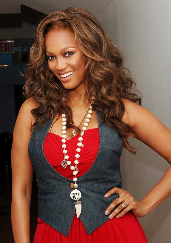 tyra banks « Model-Magic's